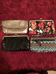 Clutch Collection 4 Ladies Cute Clutches $13.00