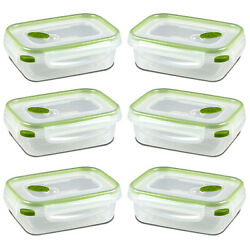 Sterilite 03111606 Ultra Seal 3.1 Cup Food Storage Container 1 2 3 4 And 6