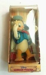 1987 Disney Mickey Mouse Clubhouse Collection Donald Plush Toy Applause Dd-280