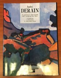 Andre Derain A Painter Through The Ordeal By Fire, First Edition 1995 Hbdj