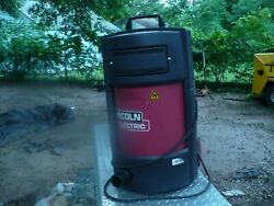Lincoln 120v Miniflex Electric Fume Extractor With Hose And Funnel Pre- Owned