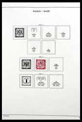 Lot 30340 Collection Stamps Of Germany 1868-1980.
