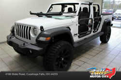 2020 Jeep Gladiator Sport S 4x4 port S 4x4 New 4 dr Crew Cab Truck Automatic Gasoline 3.6L V6 24V VVT UPG I wE
