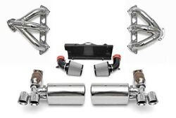 FABSPEED HIGH PERFORMANCE EXHAUST PACKAGE fits 2006-09 PORSCHE 997 TURBO /S 3.6L