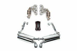 FABSPEED HIGH PERFORMANCE EXHAUST PACKAGE for 09-12 PORSCHE 987.2 BOXSTER/CAYMAN