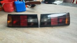 Genuine MHW Smoked Taillights for E30........
