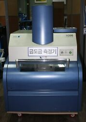 Seiko  SFT9200 Series Fluorescent X-ray Coating Thickness Gaug