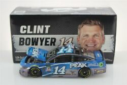 2019 Clint Bowyer 14 Peak 124 Color Chrome 72 Made In Stock Free Shipping