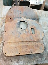 1953 To 1956 Ford Truck Transmission Cover F250 F350 F500 F600