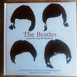 BEATLES: UNCUT LONG AND WINDING ROAD By Michael Gent - Hardcover NEW!         R2