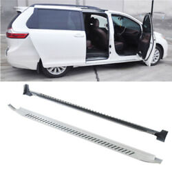 fits for Toyota sienna 2011-2020 Running Board Nerf Bar Side Step