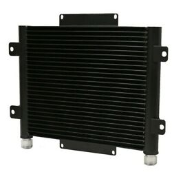 Bd Diesel Xtruded Auxiliary Trans Cooler W/o Fan Universal 1300611-hx