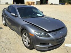 Windshield Wiper Motor Without Cold Climate Package Fits 04-11 MAZDA RX8 1790626