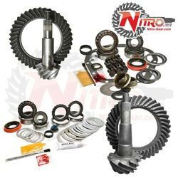 Nitro Gear Package For 11-16 Ford F-250/f-350 Sd, 4.56 Ratio Gpsd11plus-4.56