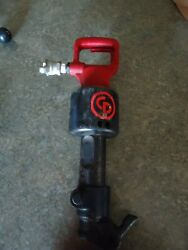Chicago Pneumatic Cp 0122 S H22 Pick Hammer Clay Digger Demolition Hammer Demo