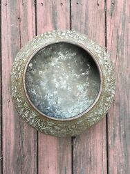 Antique Ancient Middle East Hand Hammered Copper Pot Bowl