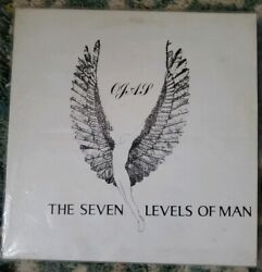 OJAS: The Seven Levels Of Man LP (good condition small stain on back cover)