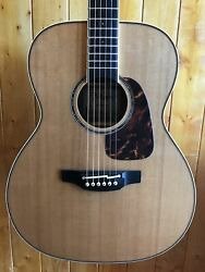 Takamine Cp7mo Thermal Top Acoustic Guitar - Natural W/ohc
