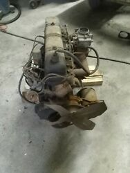 1957 Ford Fairlane 223 Complete Engine Parts Or Restore