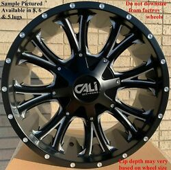 4 Cali Off-Road Americana 20x9 5x5.5