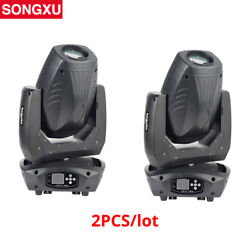 2pcs/lot 200w Led Beam Spot Wash 3in1 Moving Head Light With Zoom Function
