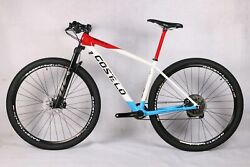 Newest Costelo SOLO 2 carbon Bicylce Mountain Complete Bike 29er MTB Frame