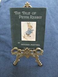 THE TALE OF PETER RABBIT - Beatrix Potter - FIRST EDITION -[1902] - First Print