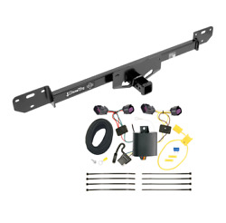 Trailer Tow Hitch For 14-20 Ram Promaster 1500 2500 3500 W/ Wiring Harness Kit