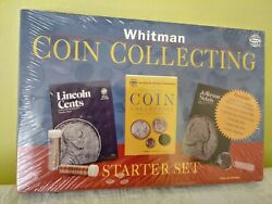 Whitman Coin Collecting Starter Set. Brand New