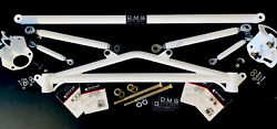 Dmg Autosport Comp1 Rear 4 Point Racp / Subframe Tension/ Brace For Bmw E46and M3
