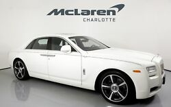 2014 Rolls-Royce Ghost V Specification 2014 Rolls-Royce Ghost English White with 29157 Miles available now!