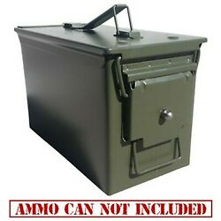 Army Force Gear Ammo Box Can Lock Hardware Kit .50 Cal, Fat 50, 30 Cal, 2... New