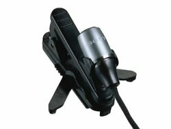 Sony Condenser Microphone Monaural For Business Holder Clip Included Ecm C115