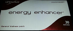 Lifewave New Energy Enhancer Patch 30 Patches