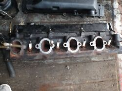 Mercruiser 3.7l V6 Cylinder Head W Valve Cover And Head Bolts - Used