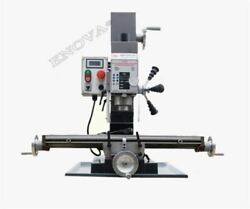 Variable Speed Brushless Dc Motor Milling And Drilling Machine Wmd25v 220v Y Cz