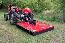 Wtm160 - Winton Topper Mower - 1.6m Wide - For Compact Tractors