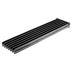 Southbend Oem 1172781, 21 13/16 X5 1/2 Cast Iron Reversible Top Broiler Grate