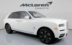 2019 Rolls-Royce Cullinan -- 2019 Rolls-Royce Cullinan Arctic White with 1680 Miles available now!