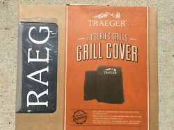 Bac374 Traeger Full Length Bbq Grill Cover Fits 20 Series / Junior
