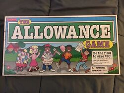 Lakeshore Learning The Allowance Board Game New Factory Sealed