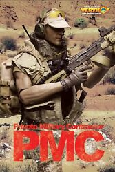 Veryhot 1047 Pmc Private Military Contractor - 1/6 Scale Loose Accessory Pieces