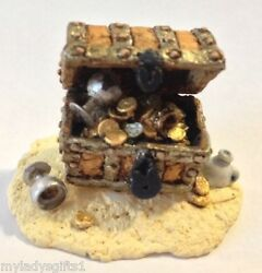 Wee Forest Folk Special Color Ftf Pirate Treasure Chest