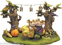 Wee Forest Folk Special Color Harvest Moon Event Wff