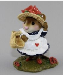 Wee Forest Folk Special Color Expo R/w/b To Market