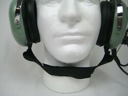 Aerobatic Chin Strap For Your David Clark Headset Works Great Free Shipping