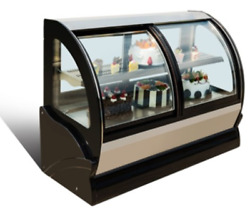 Commercial Countertop Refrigerator Display Case - Dt Series
