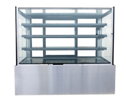 Commercial Countertop Refrigerator Display Case - Rt Series