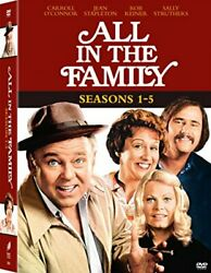 All In The Family Complete Seasons 1 5 DVD