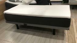 Electric Bed Base With Massage Settings And Zero Gravity With Mattress Tween